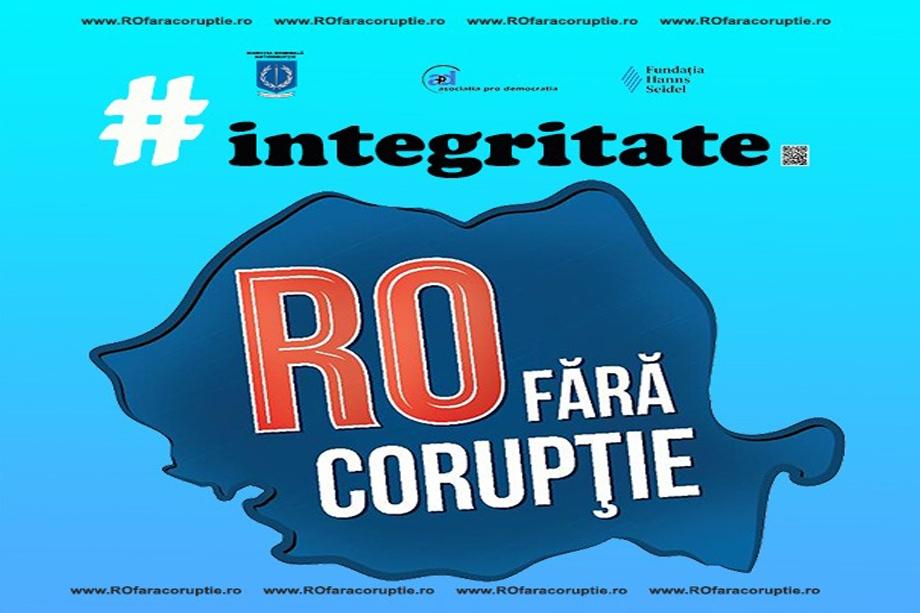 """""""România fără corupție"""""""